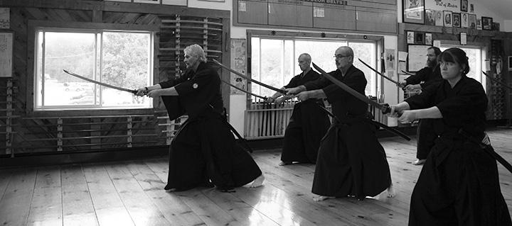Iaido and Kenjutsu History – The Rhode Island Budo Academy